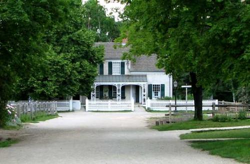 The Doctor's House, Black Creek Pioneer Village