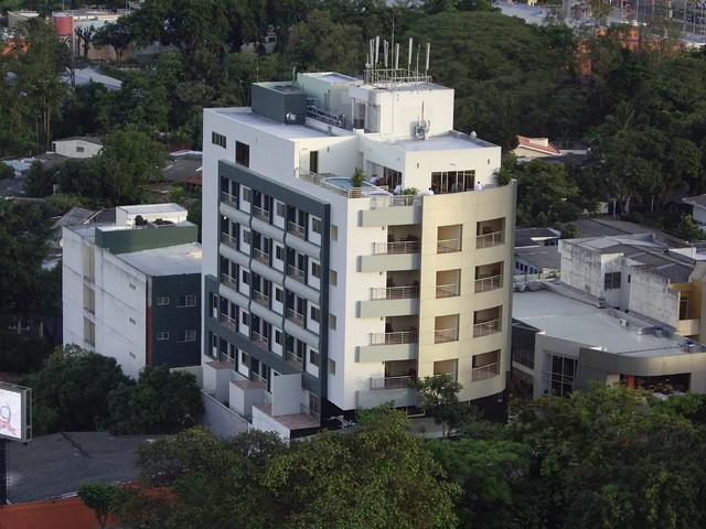 Nice Apartment Building El Salvador A Photo On Flickriver