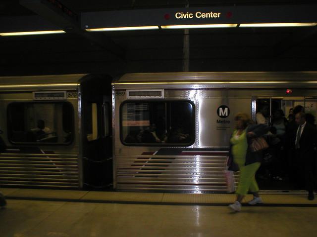 Metro Red Line 2