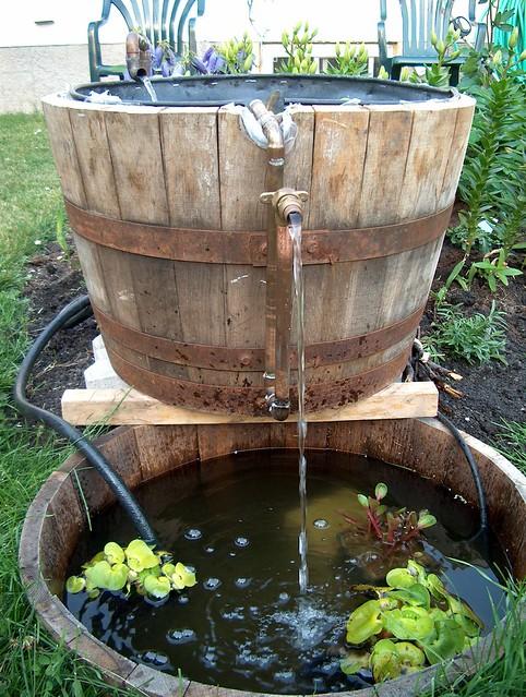 Barrel Pond Flickr Photo Sharing