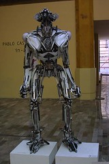 art, machine, robot, mecha, action figure,