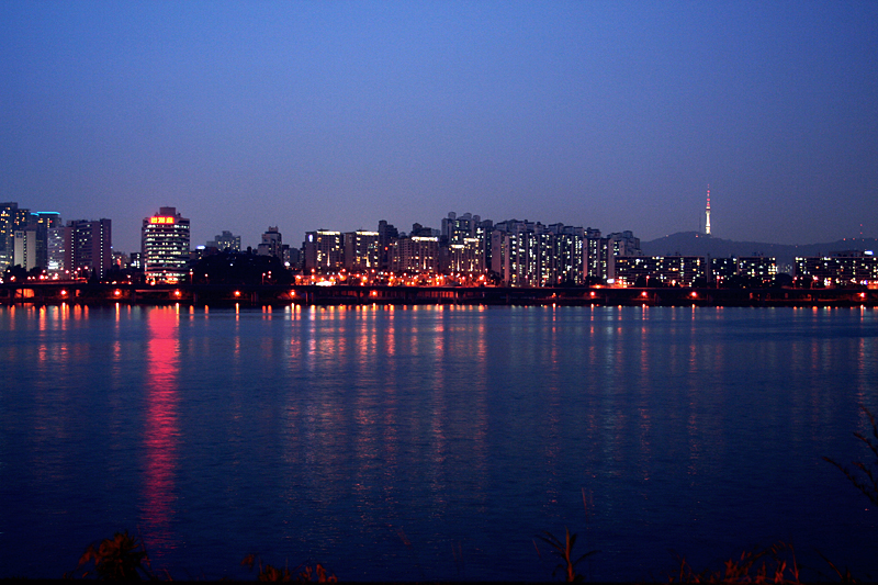 Image result for hangang river