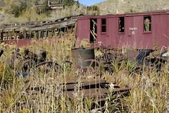 Colorado mountain railroads
