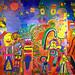 Childrens Museum Mural by Atelier Teee