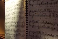 sheet music, art, text, music, font,