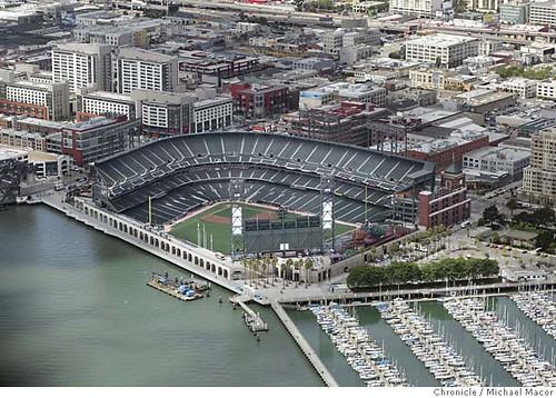 SBC Park, San Francisco