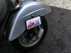 scooter, wheel, vehicle, motorcycle, rim, vespa,