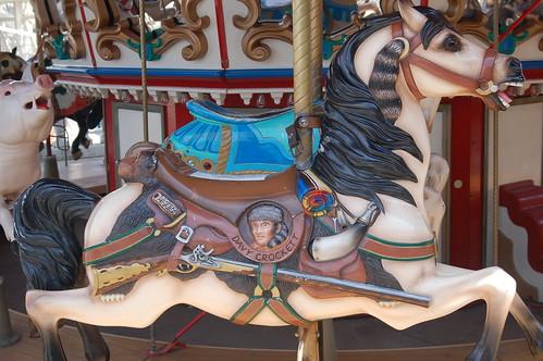 Belmont Park: Carousel