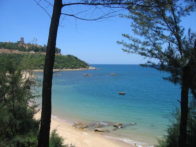 Son tra beach