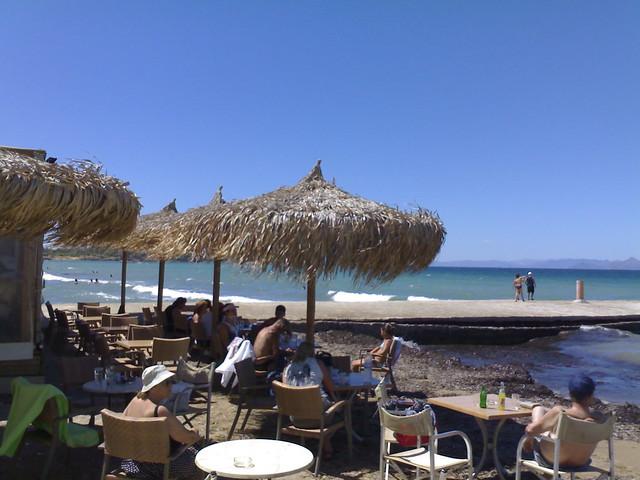 Voula beach