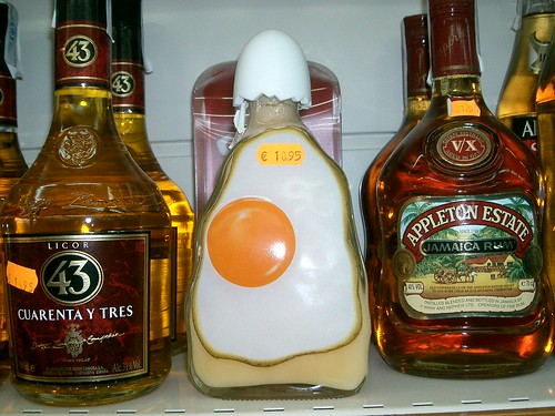 Egg bottle