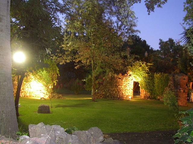 Jardines 2 los jardines de noche eran espectaculares for Jardines espectaculares