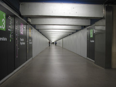 Trains, metro and subway