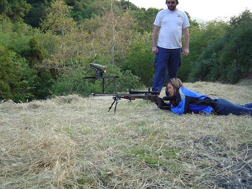Sniping in Santa Barbara