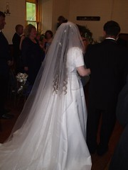 bride, veil, bridal clothing, bridal veil, gown, wedding reception, clothing, wedding, wedding dress, dress, ceremony,