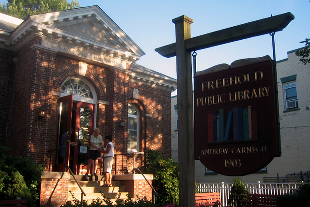 Freehold Public Library