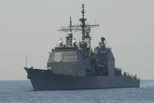 Cape St. George Visits L.A. for Navy Days