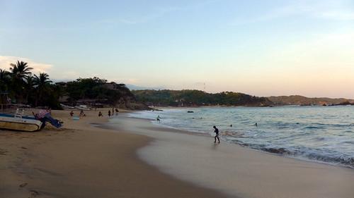 Playa a Mazunte