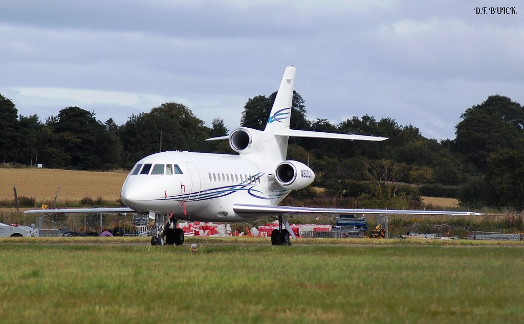 N600JM - F900 - Executive Jet Management