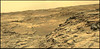 Mars: panoramic view based on Curiosity images