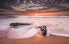 Barrika Sunset by wilsonaxpe