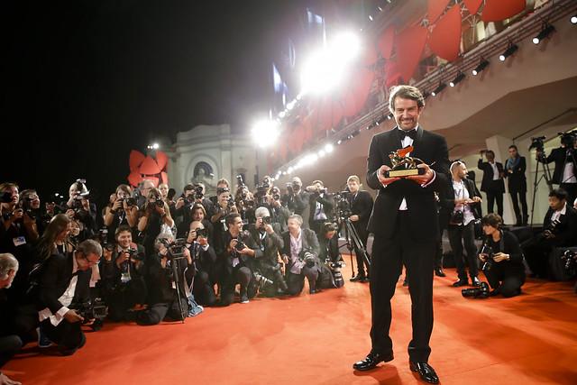Italy Venice FF Awards Ceremony
