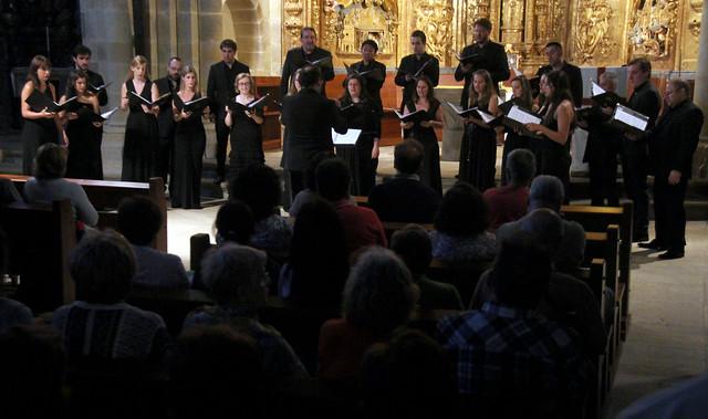 EL LEÓN DE ORO EN LOS ATARDECERES MUSICALES DE VALDEDIÓS - 1.08.15