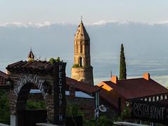 2015, Voyage dans le Caucase, Géorgie de l'est