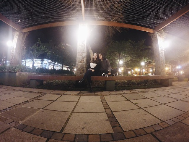 Praça Major Nicoletti, Gramado - RS {agosto 2015}
