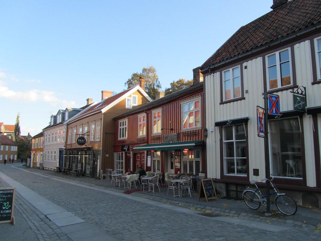 Cafeterias en Trondheim
