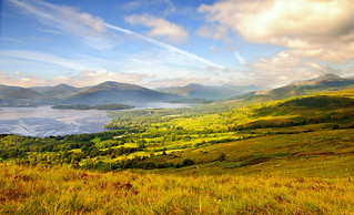Loch Lomond, Scottish Highlands