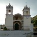 Ichupampa church iglesia Cañon de Colca Valley Arequipa Peru