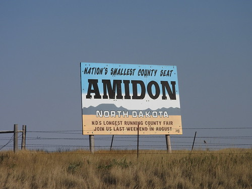 Amidon, North Dakota