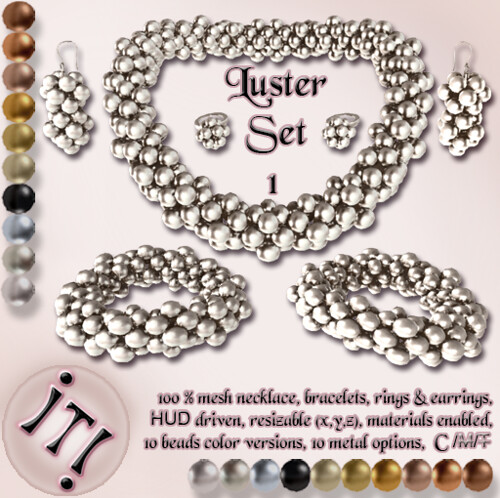 !IT! - Luster Set 1 Image