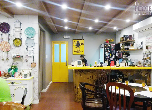 The Frazzled Cook in Quezon City