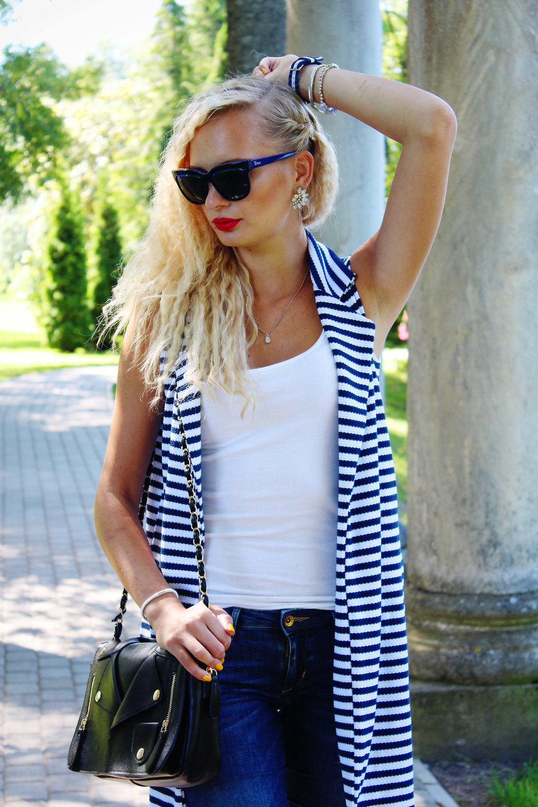 striped-outfit-for-summer