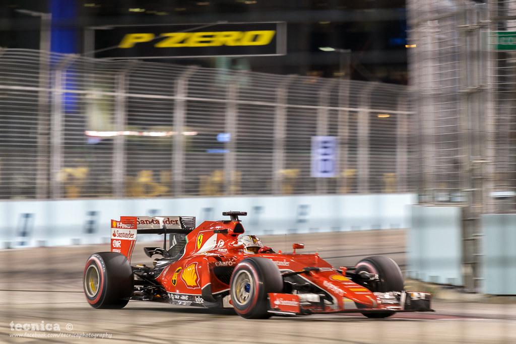 2015 F1 Singapore Airlines Singapore Grand Prix