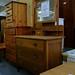 Fully restored bedroom dresser