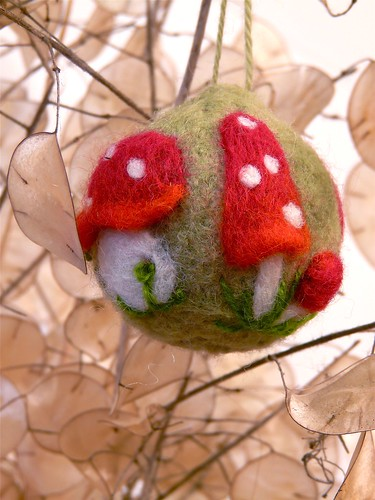 Knit and Felt pattern by Marie Mayhew