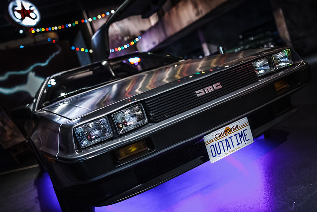 "20151021_30_【""Back to the Future"" DeLorean DMC 12】09"