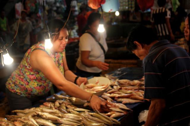 Roxas City public market