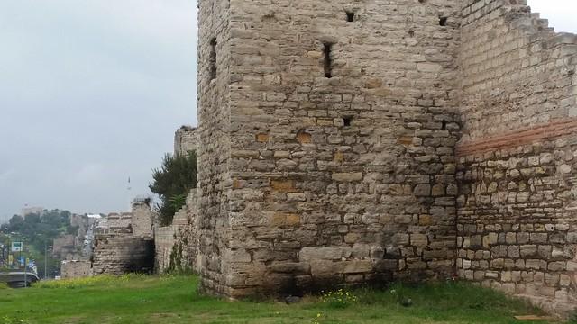 Theodosian Walls - Istanbul