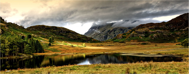 Blea Tarn Lake District
