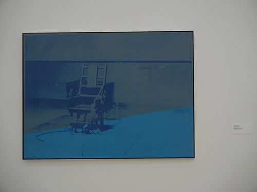 DSCN0334 _ Big Electric Chair, 1967-68, Andy Warhol, Broad Museum, LA
