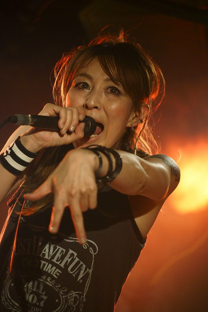 Juz live at Outbreak, Tokyo, 14 Oct 2015. 132