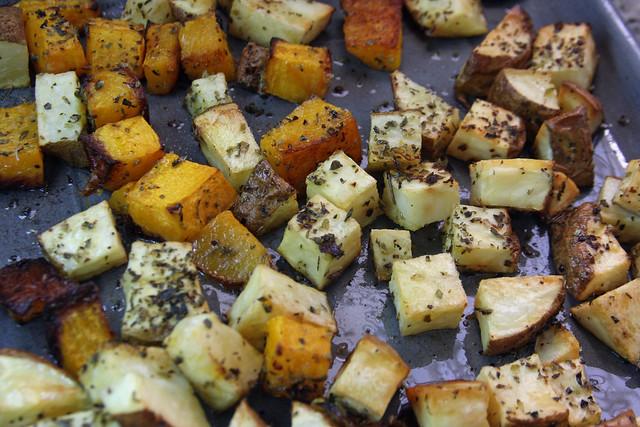 Hongos y Vegetales a la Provenzal (4)