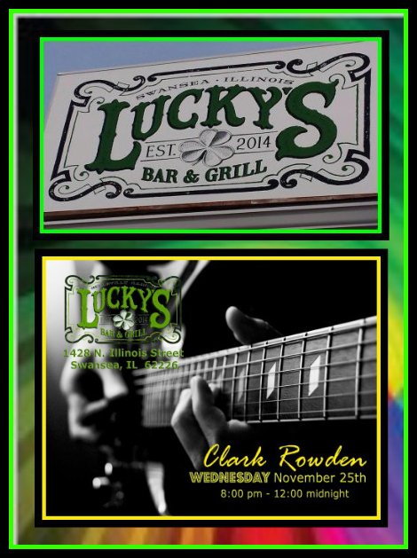 Lucky's 11-25-15