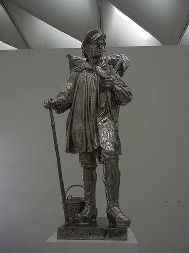 DSCN0383 _ Kiepenkerl, 1987, Jeff Koons, Broad Museum, LA