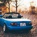 Miata in blu! by GIOPPER93