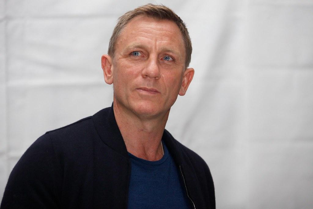 Дэниел Крэйг — Пресс-конференция «007: СПЕКТР» 2015 – 33